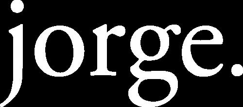 JORGE HI-RES LOGO-WHITE